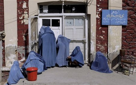 My Way News - Afghan woman killed, apparently for bearing girl